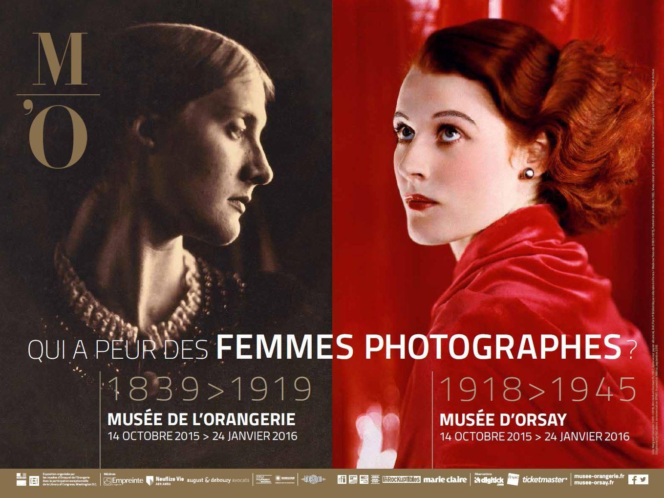 les femmes photographes